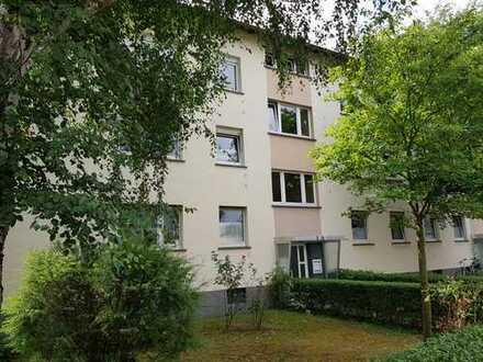 gepflegte 4-Zimmer-Wohnung in ruhigem Haus mit großem Balkon von Privat zu verkaufen
