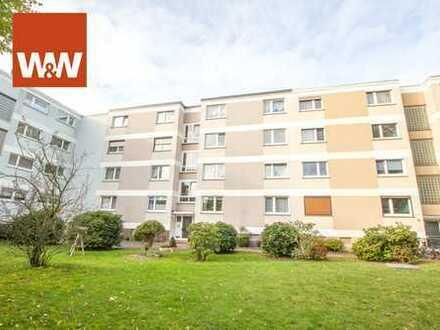 Geräumige Eigentumswohnung in Bremen Huchting mit Ausblick ins Grüne