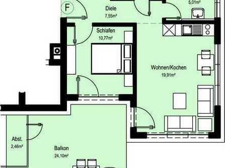 NEUBAU 2-Zimmer-Wohnung in Bad Mergentheim