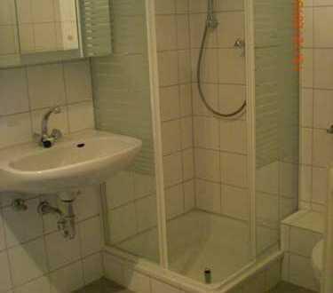 Vollständig renovierte 1-Zimmer-Wohnung mit Balkon und EBK in Mülheim an der Ruhr