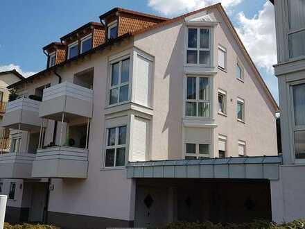 2 ZKB, 2 Balkone in Bad Bergzabern