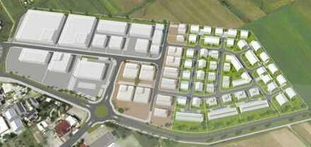 Gewerbegrundstück im Mischgebiet M07 für Dienstleisung, Handel, Wohnen -Bauen Am Seerich-