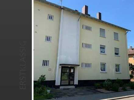 Renovierungsbedürftige 4 ZKB mit zusätzl. Mansardenzimmer und Südwestbalkon