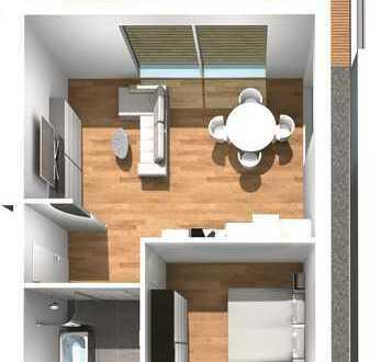 Penthouse M - mit Dachterrasse