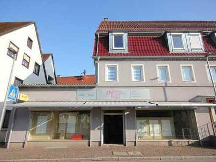Ladenfläche mit schöner Schaufensterfront in Weilheim an der Teck