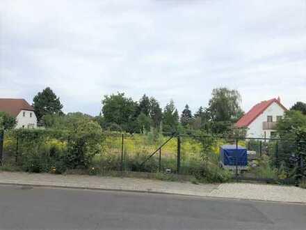 Voll erschlossenes Grundstück für 2 Häuser