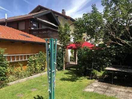 Schmuckes Einfamilienhäuschen + Baugrundstück für Einfamilienhaus mit 145 m2 Wohnfläche