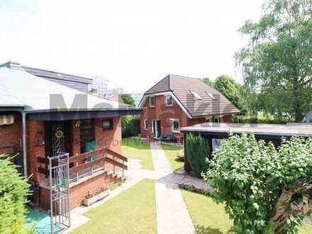 Gepflegtes Anwesen mit 2 EFH in grüner Lage mit guter Anbindung an die Innenstadt