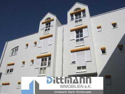 Tolle 2-Zimmer-Dachgeschosswohnung im Zentrum von Ebingen