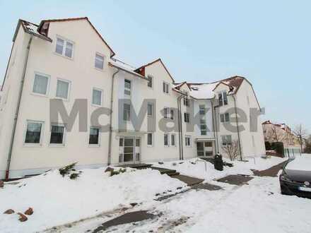 Gut angebunden in Engelsdorf: Gepflegtes, bewohntes 1-Zimmer-Apartment