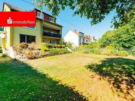*Traumlage an der Nidda* Renovierungsbedürftige 3,5 Zimmer EG-Wohnung mit Gartenterrasse