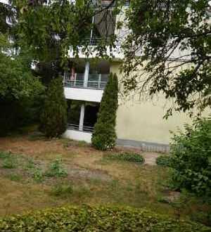 Komfort in Stadtvilla auf gepflegtem Grundstück mit Garten