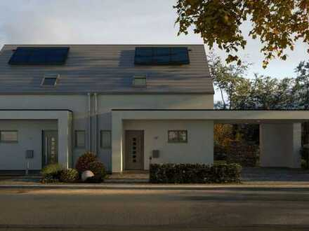 Wunderschöne Doppelhaushälfte in ruhiger Lage