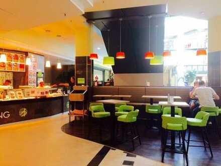 TOP GASTRONOMIEFLÄCHE im Foodcourt im fritz Einkaufszentrum PROVISIONSFREI