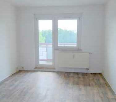 **Herzlich willkommen! 3-Raumwohnung mit Balkon in Welzow**