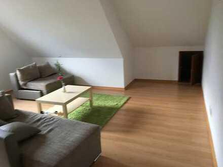 1 Zimmer in der Wohnung