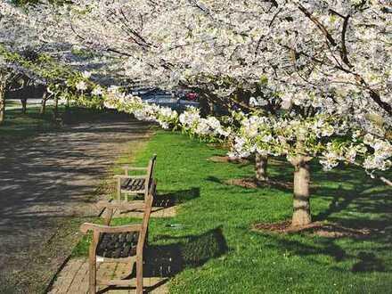 Besondere Lebensqualität mit ausgesprochen hohem Freizeitwert! Sicher Wohnen am Stadtpark