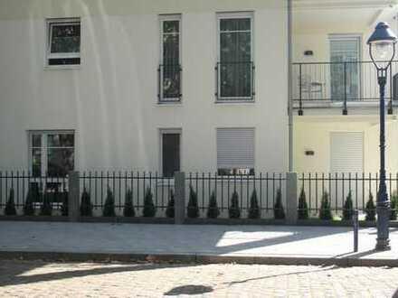 Wohnen auf Zeit Mannheim Oststadt möblierte 2ZKB Terrasse und Gartenanteil