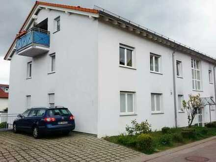 Gepflegte 4-Zimmer-Wohnung mit Balkon
