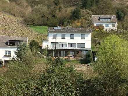 Großzügiges Einfamilienhaus mit zwei abgeschlossen Wohnungen und Ferienwohnung