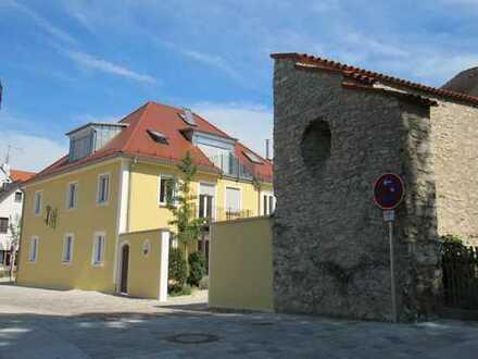 Helle, sonnige 2-Zimmer-Whg. mit Dachterrasse mitten in der Altstadt