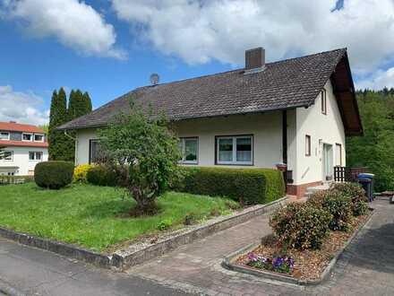 Freundliches und gepflegtes Einfamilienhaus in Eiterfeld OT-Buchenau