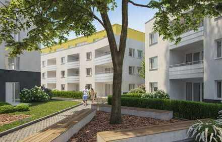2-Zimmer-Erdgeschoss-Wohnungen
