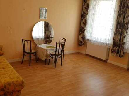 Schöne und lichtdurchflutete 3-Zimmer-Wohnung mit großem Garten in Gartz (Oder)