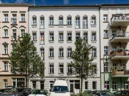 Amazing 2 room flat in the heart of Samariterkiez (Friedrichshain)