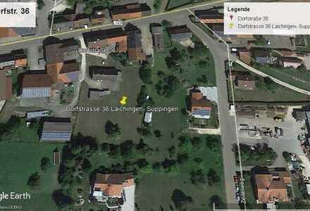 Wohnhaus mit Scheuer und Garage, Großes Grundstück über 3000 qm