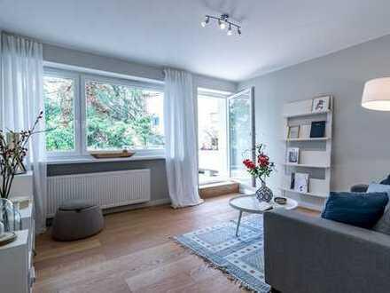 Ein Schmuckstück! - Hochwertige 2 Zimmerwohnung in München Sendling