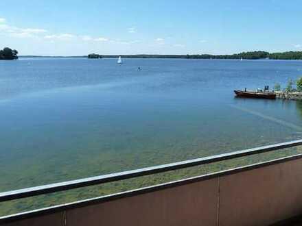 Zentrales Wohnen direkt am Großen Plöner See