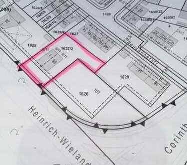 Traumgrundstück am Ostpark -Perlach/Trudering- für MFH mit ca. 670 qm Wohnfläche