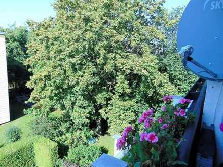 gemütliche 1-Zimmer-Wohnung mit Loggia in Nähe der Amperauen