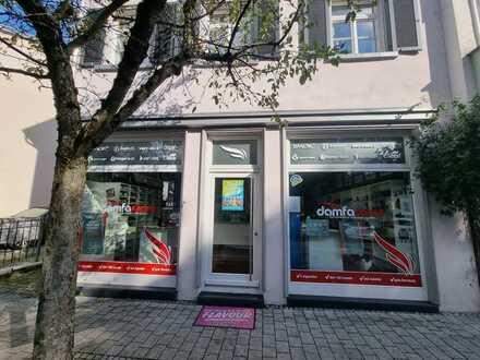 Repräsentative Ladeneinheit in Ravensburg-Zentrum