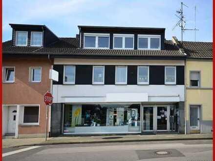 Wohn-und Geschäftshaus mit großer Sonnen-Terrasse