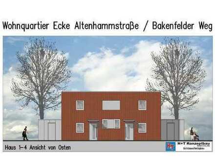 Gut Wohnen am Bakenfelder Weg in Nähe Schloss Westerwinkel und Golfplatz!