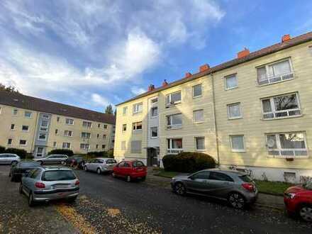 Hübsche 2,5 Zimmer Wohnung in Sebalsbrück in ruhiger Nebenstraße