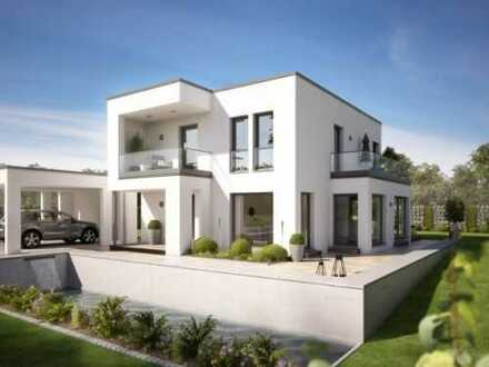 Modernes Designer-Haus