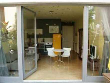 Gemütliches Apartment mit Garten im ruhigen Grafischen Viertel!!