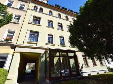 Terrassenwohnung in Schloßchemnitz zur Kapitalanlage!
