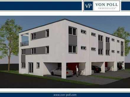 Neubauprojekt: Reiheneckhaus in Ludwigsfeld