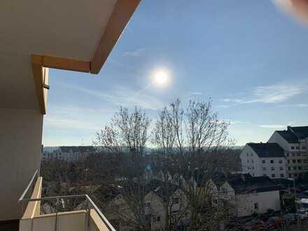 sonnige 2 Zi.-Wohnung in Speyer mit großem Balkon