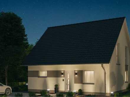 Bauen mit Elbe-Haus® Klassisches Satteldachhaus mit großzügigem Raumangebot in Hellenthal