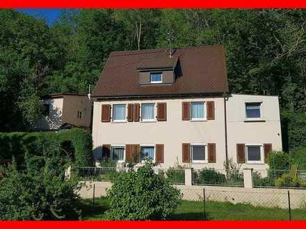 Charmantes 2-Familienhaus in idyllischer Waldrandlage