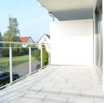Neubau ... Komfort- Wohnung mit 3 Balkonen ...