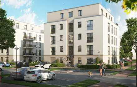 Wohntraum in Stadtnähe! 3 Zimmer Wohnung mit Balkon im 1. OG!