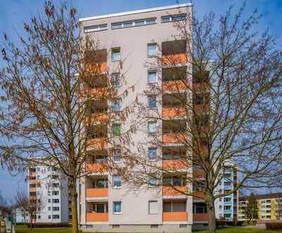 Modernisiertes Appartement mit Loggia in Hochzoll-Nord