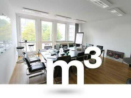 Moderne Bürofläche am Heumarkt