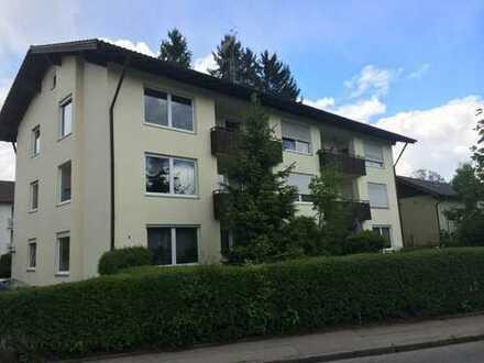 Wohnen wo andere Urlaub machen **1-Zimmer Wohnung mit EBK in Herrsching**